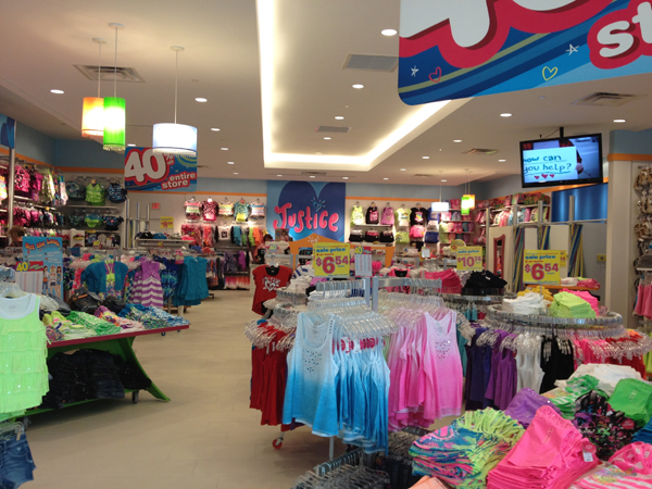 Justice Store Clothes For Girls