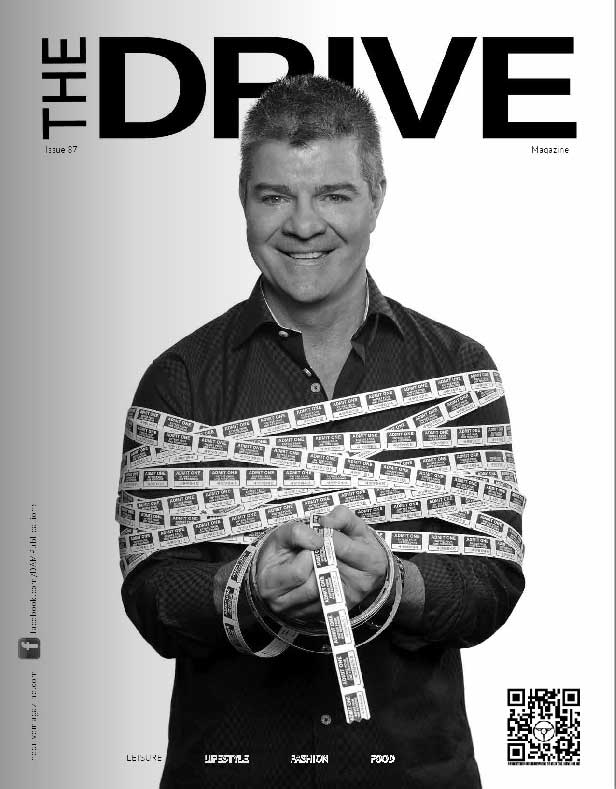 Drive Magazine Issue #87 cover