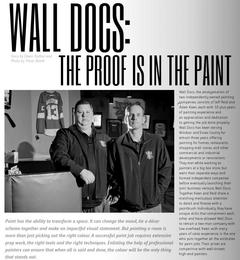 Wall Docs in Drive Magazine - Issue #87, page 40